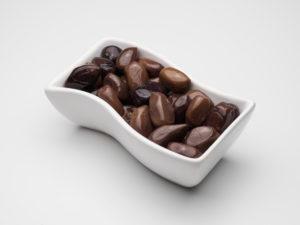 Bild einer Schale mit Kalamata-Oliven